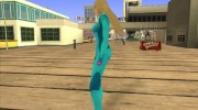 Tekken TT2 Lili Zero Suit for GTA San Andreas miniature 4