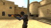 Black/Wooden M3 Shotty для Counter-Strike Source миниатюра 6