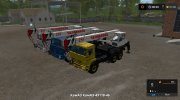 КамАЗ-43118-46 Автокран версия 1.0.2.4 for Farming Simulator 2017 miniature 3