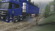 Foton Auman GTL for Spintires 2014 miniature 15