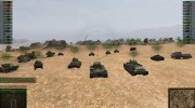 Иконки танков 3-D WoT for World Of Tanks miniature 3