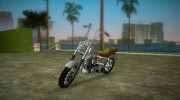 Harley-Davidson Wizard for GTA Vice City miniature 1