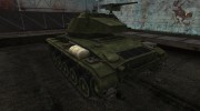 Шкурка для M24 Chaffee для World Of Tanks миниатюра 3
