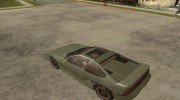 Pontiac Fiero V8 for GTA San Andreas miniature 3