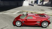 Gumpert Apollo Sport для GTA 4 миниатюра 2