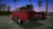 Ford Fairmont (4-door) 1978 for GTA Vice City miniature 4