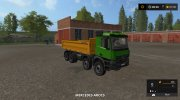 Mercedes-Benz Arocs 3245 v1.1 for Farming Simulator 2017 miniature 1
