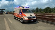 Special Vehicles Trafic for Euro Truck Simulator 2 miniature 1