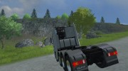 Mercedes-Benz Actros 4160 для Farming Simulator 2013 миниатюра 4