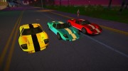 Ford GT40 MkI 1965 for GTA Vice City miniature 3