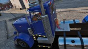 Peterbilt 289 for GTA 5 miniature 7