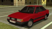 AUDI 80 B3 for GTA San Andreas miniature 1