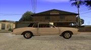 Chevrolet Monte Carlo 1976 for GTA San Andreas miniature 5