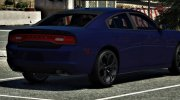 Dodge Charger for GTA 5 miniature 2
