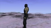 Noob Saibot Mortal Kombat for GTA San Andreas miniature 4