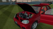 Daewoo Lanos Sport US 2001 for GTA Vice City miniature 7