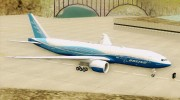 Boeing 777-200LR Boeing House Livery (Wordliner Demonstrator) N60659 for GTA San Andreas miniature 16
