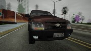 2010 Chevrolet Blazer for GTA San Andreas miniature 2