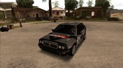 Lancia Delta HF Integrale Evoluzione II for GTA San Andreas miniature 7