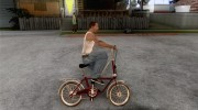 Child Bicycle for GTA San Andreas miniature 5