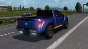 Nissan Titan Warrior for Euro Truck Simulator 2 miniature 3