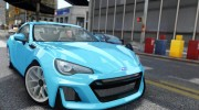 2016 Subaru BRZ STI Concept for GTA 4 miniature 1