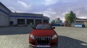 Audi S4 + интерьер for Euro Truck Simulator 2 miniature 5