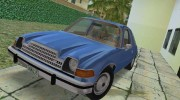AMC Pacer DL 1978 for GTA Vice City miniature 2