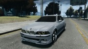 BMW M5 E39 Hamann [Beta] for GTA 4 miniature 7