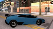 Lamborghini Murcielago LP 670-4 SV for GTA San Andreas miniature 5