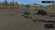 FENDT 6275L & 9490X PACK v1.0 for Farming Simulator 2017 miniature 4