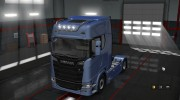 Scania S - R New Tuning Accessories (SCS) for Euro Truck Simulator 2 miniature 15