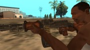 Battlefield Vietnam RPD Light Machine Gun для GTA San Andreas миниатюра 2