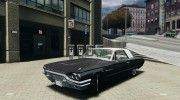 Ford ThunderBird 1964 для GTA 4 миниатюра 1