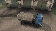МАЗ 5434 SV «Лесовоз» v1.2 for Spintires 2014 miniature 11