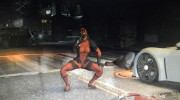 Lady DeadPool [PED] для GTA 4 миниатюра 7