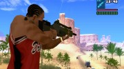 Assault Rifle G2A2 для GTA San Andreas миниатюра 3