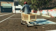 Shopping Cart - Trolley - Fun Vehicle  for GTA 5 miniature 2