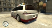 2006 Honda Odyssey FlyUS for GTA 4 miniature 3