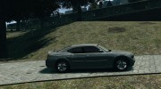 Dodge Charger RT Hemi 2008 для GTA 4 миниатюра 5