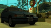 BMW 3-Series (e36) Comapact 318ti 1995 (US-Spec) for GTA San Andreas miniature 1