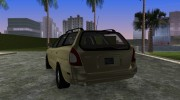 Daewoo Nubira I Kombi US 1999 for GTA Vice City miniature 4