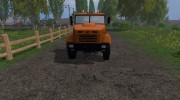 КрАЗ 5133 for Farming Simulator 2015 miniature 7