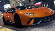 Lamborghini Huracan Performante 2016 for GTA 5 miniature 1