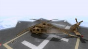 UH-60 Black Hawk for GTA San Andreas miniature 2