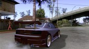 Nissan Silvia S15 JC2 Tuning for GTA San Andreas miniature 4