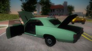 Chevrolet Chevelle SS 196 for GTA Vice City miniature 6