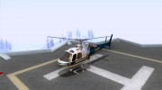 AS350 Ecureuil for GTA San Andreas miniature 1