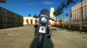 GTA 4 TBoGT Police Bike for GTA San Andreas miniature 2