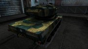 Шкурка для AMX 50 68t for World Of Tanks miniature 4